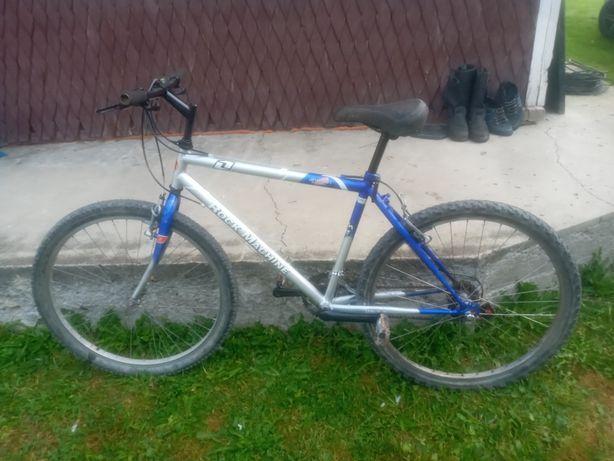 Велосипед rock machin shimano