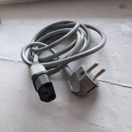 Силовий (Мережевий) кабель живлення