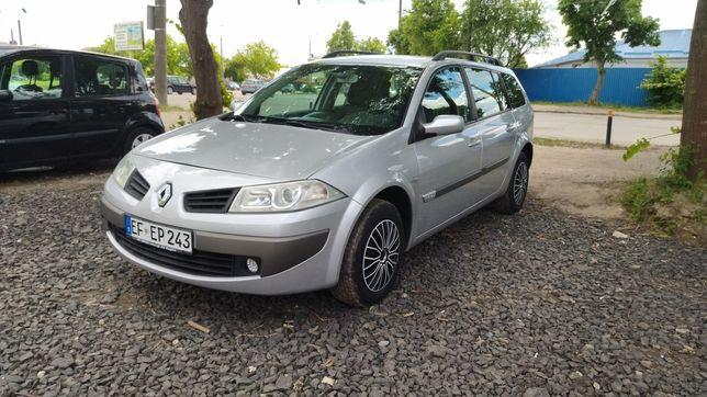Renault megane 2 1.6 2006 свіжопригнаний