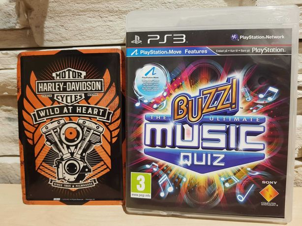 Ps3 Buzz The music Quiz