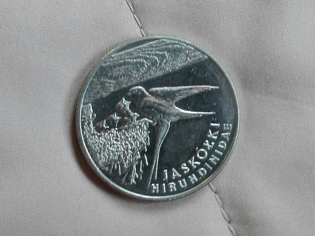 MONETA Jaskółki 20000 zł 1993 r.