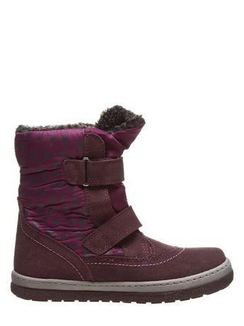 Lurchi buty zimowe ocieplane śniegowce trapery rzepy rozm. 32 Nowe