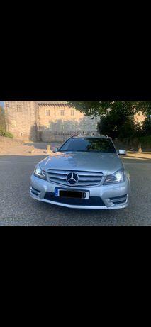 Mercedes-Benz C 250 CDi Avantgarde AMG BlueEfficiency Aut.