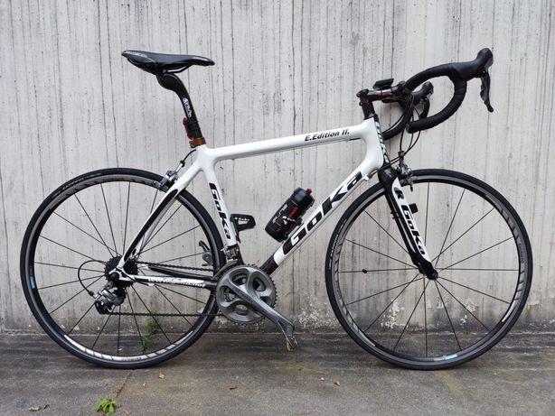 Bicicleta estrada GOKA carbono