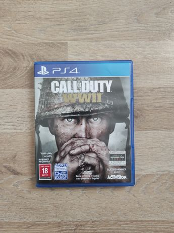 Call of Duty WWII игры ps4