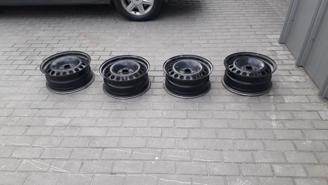 Продам металеві диски р 16 5на 105