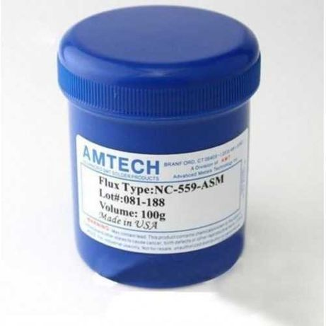 Флюс для пайки AMTECH NC-559-ASM (100 г)
