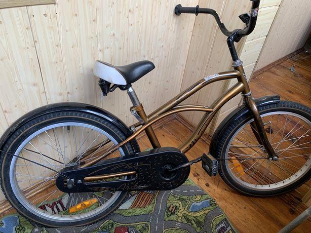 Детский велосипед в хорошем состоянии