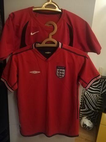 Dwie koszulki sportowe Umbro i Nike rozm 152-158 #pakiet