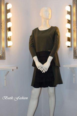 Zestaw bluzka spódnica By o la la rozmiar M