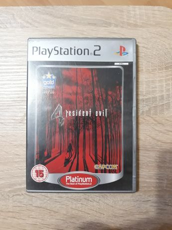 Resident evil 4 Sony Playstation 2