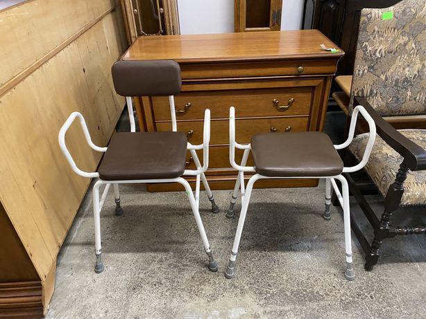 Krzesło inwalidzie rehabilitacyjne/komplet