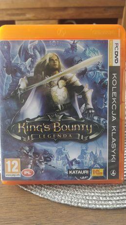 Gra na PC King's Bounty Legenda