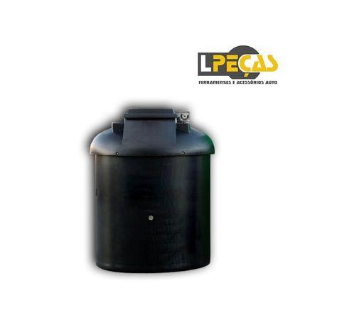 Ecoil - Depósito para armazenamento de óleos usados 600 Litros