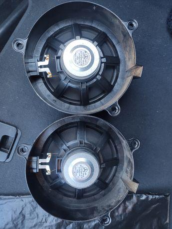 Colunas/Speakers som Mercedes c220 (w203) - Como Novas