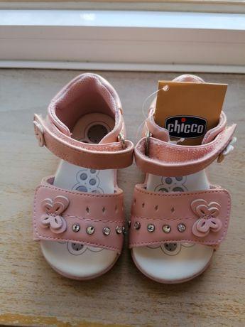 Vendo sandálias rosa Chicco