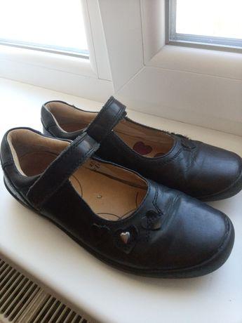 Цена снижена!!! Туфли кожаные 34 р