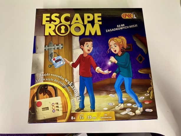 Gra logiczna Escape Room Epee