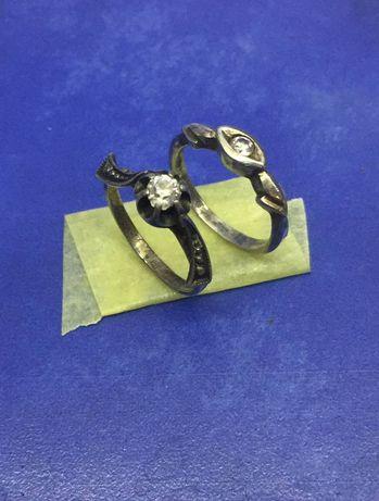 Перстені срібні, кольцо серебро