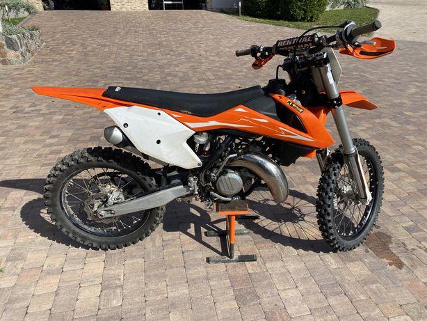 Motocykl KTM 125 SX