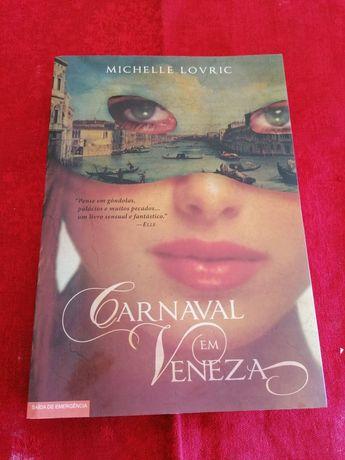 """Livro: """" Carnaval em Veneza"""""""