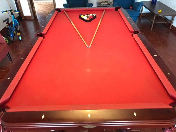 Mesa de Snooker)