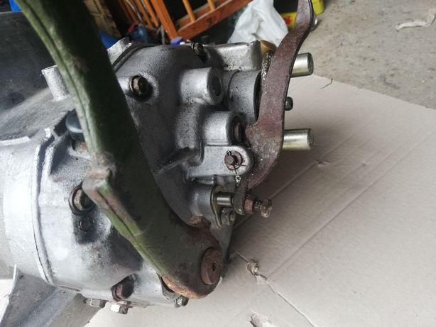 Skrzynia biegów (Nowa)że wstecznym K750, Dniepr