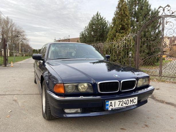 BMW 740i e38 Premium