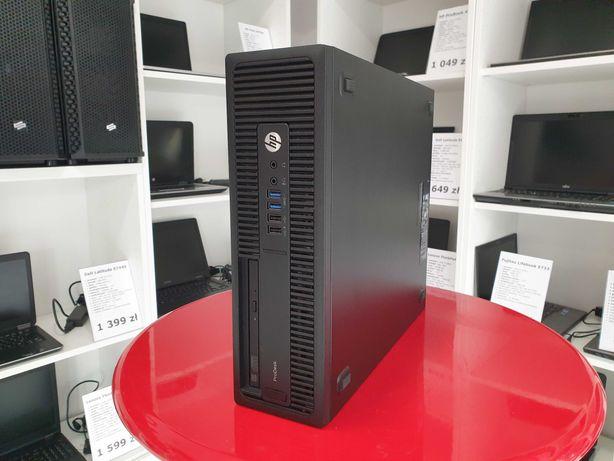 Komputer Poleasingowy HP 600 G2 6gen 8GB 120GB SSD FV GW12 Firma/Dom