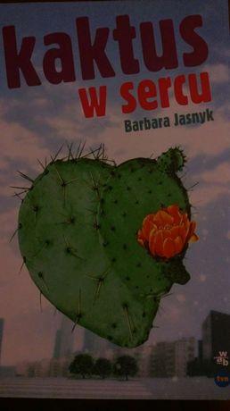 Barbara Jasnyk, Kaktus w sercu
