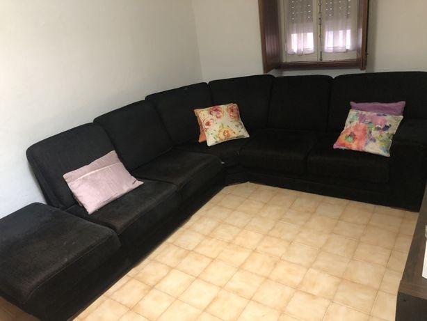 Sofa cinzento escuro