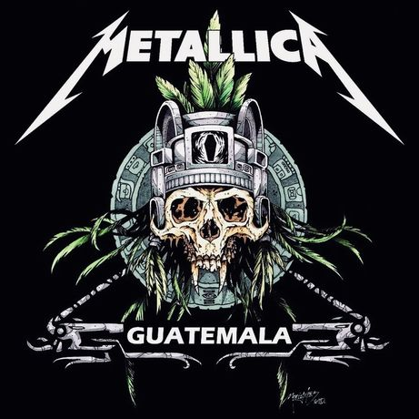 Metallica (Megadeth Pantera ESP Gibson Fender Ibanez Slayer)