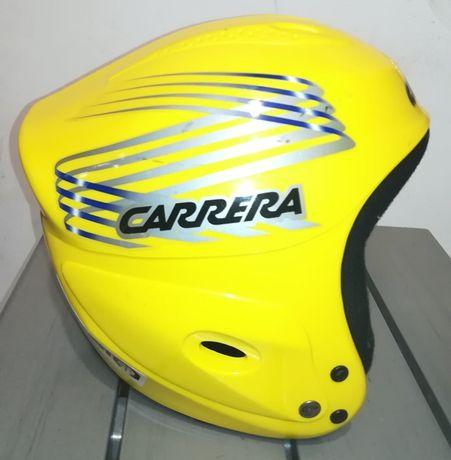 Kask narciarski dziecięcy Carrera rozmiar XXS 51-52 ok. 5 lat