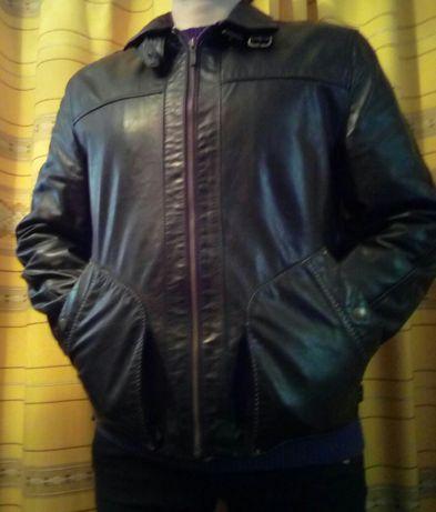 Шкіряна куртка (косуха)