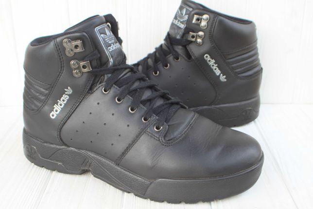 Ботинки Adidas кожа оригинал 40р