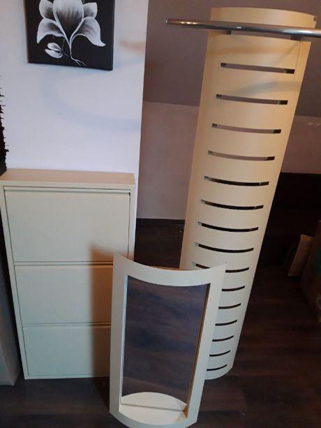 sprzedam zestaw mebli do korytarz przedpokój