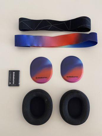 Kit personalizaçao steelseries arctis pro wireless