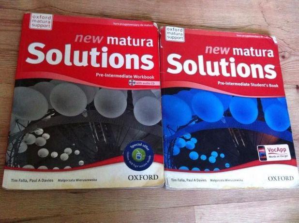 Solutions new matura Tim Falla