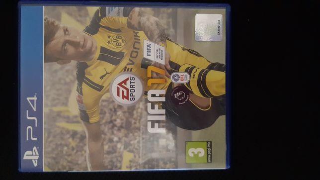 Fifa 17 PL PS4 Zamiana
