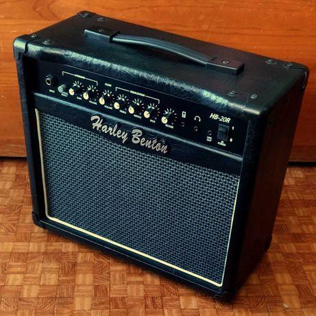Amplificador para guitarra Harley Benton HB-20R