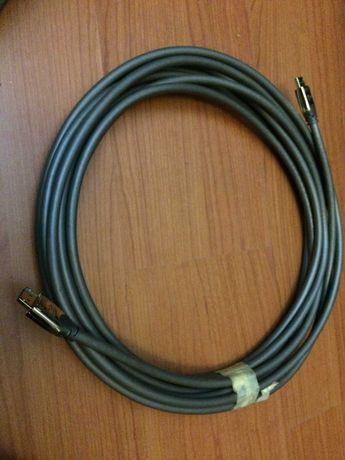 Lindy 15m DisplayPort Gold Line 37807