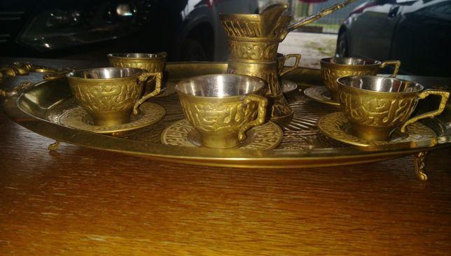 Turecki zestaw do kawy