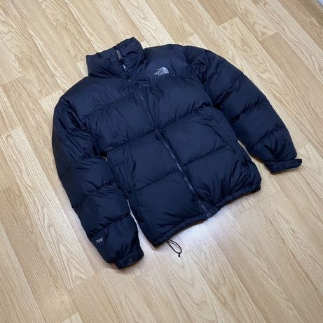 Пуховик the north face 700 куртка М-Л идеал на пуху зимняя куртка Ориг