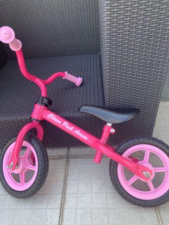 Bicicleta Chicco + Capacete TSG