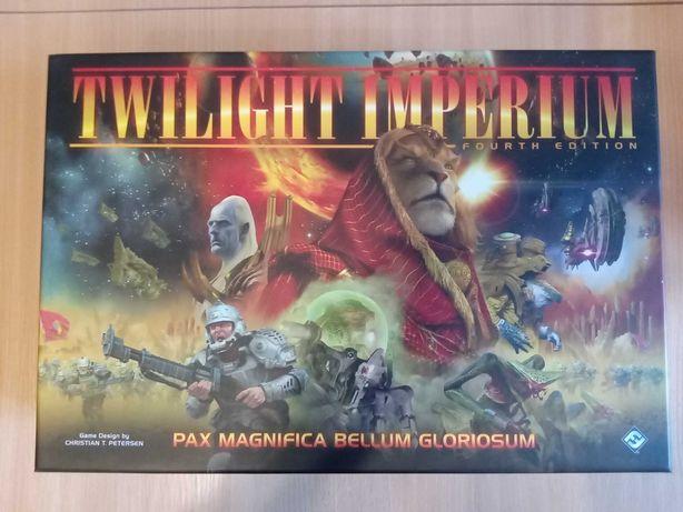 Twilight Imperium 4 edycja ENG