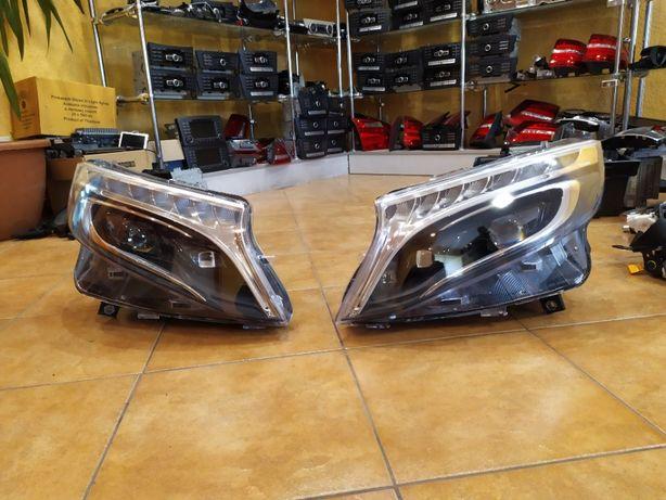 Фары ( комплект) Mercedes-Benz V-Class A4479069800 A4479064600 W447