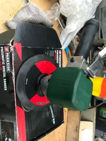 Szlifierka mimośrodowa pneumatyczna