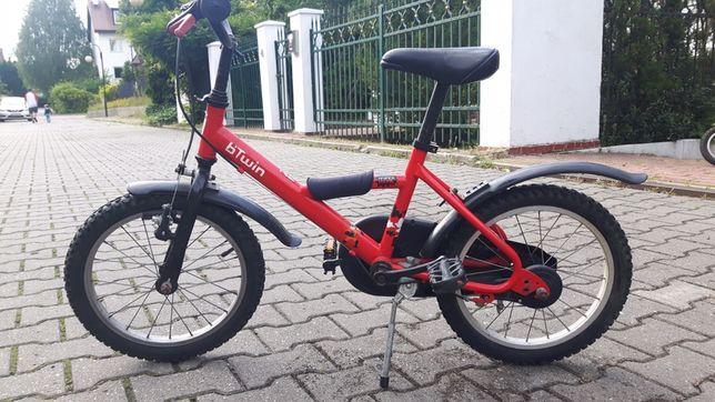 Portugalski rower dziecięcy, 16 cali, od 4 roku życia. Niezniszczalny.