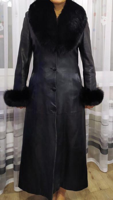 Пальто женское из натуральной кожи Кривой Рог - изображение 1