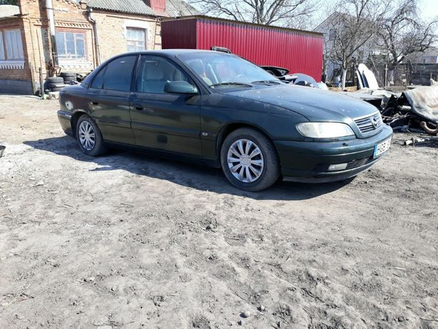 Разборка запчасти детали б/у Opel Omega B 1994 - 2003 Опель Омега Б